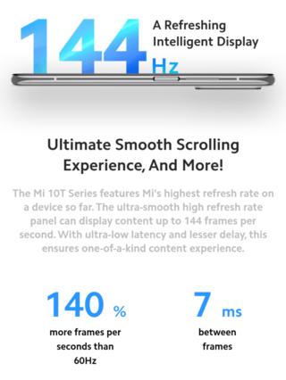 Владельцы Xiaomi Mi 10T жалуются на проблемы с сенсором