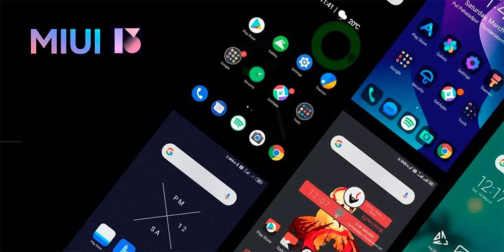 Названы смартфоны Xiaomi, Redmi и Poco, которые получат MIUI 13