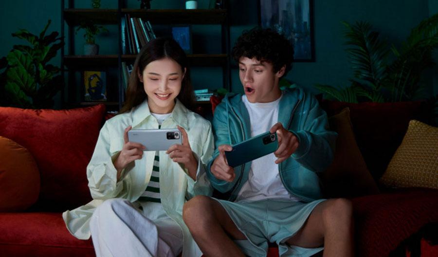 Состоялась премьера Redmi Note 10 Pro 5G для Китая