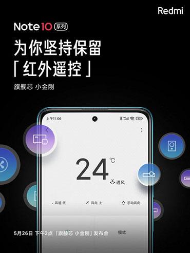 Подтверждены характеристики Redmi Note 10 Ultra