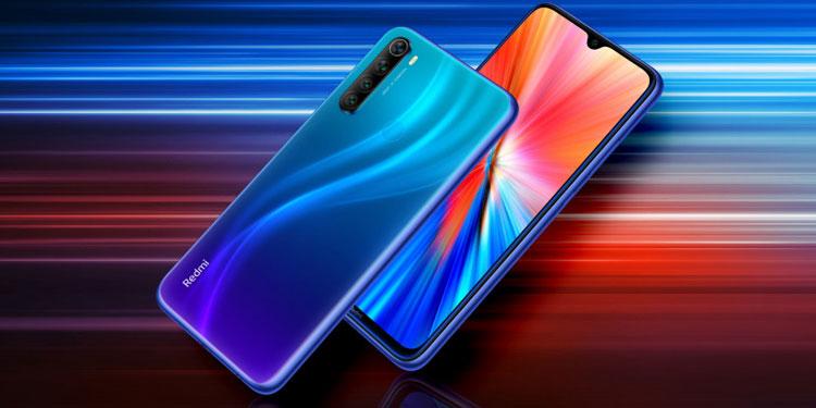 Xiaomi неожиданно представила Redmi Note 8 (2021)