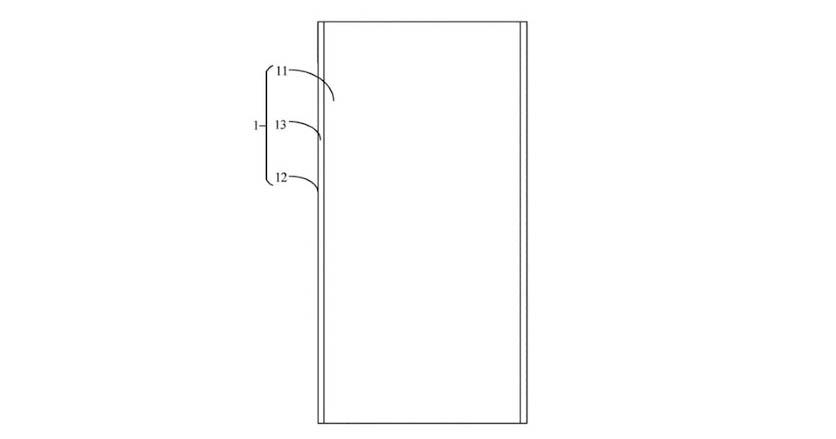 Xiaomi получила патент на необычный сканер отпечатков пальцев