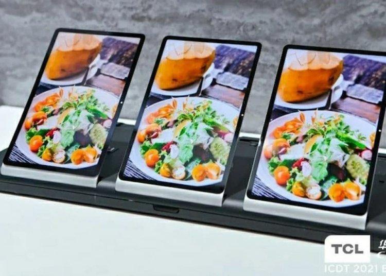 """Планшет Xiaomi Mi Pad 5 получит """"крутой"""" дисплей от TCL"""