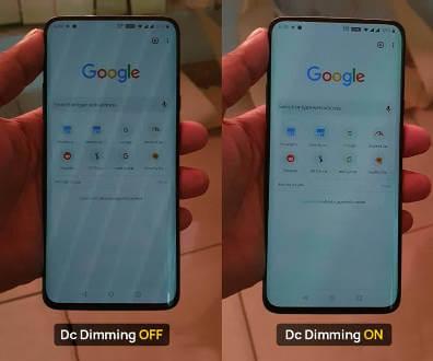 Что такое DC Dimming и ШИМ в смартфонах Xiaomi