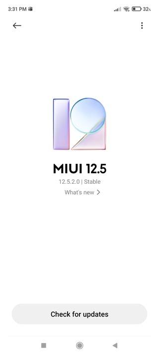 MIUI Updater