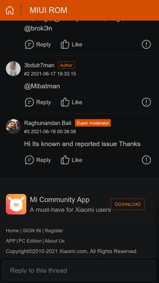 На Xiaomi и Poco новые проблемы с Центром управления