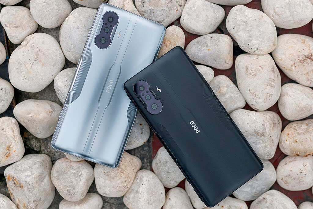 Xiaomi представила игровой смартфон Poco F3 GT