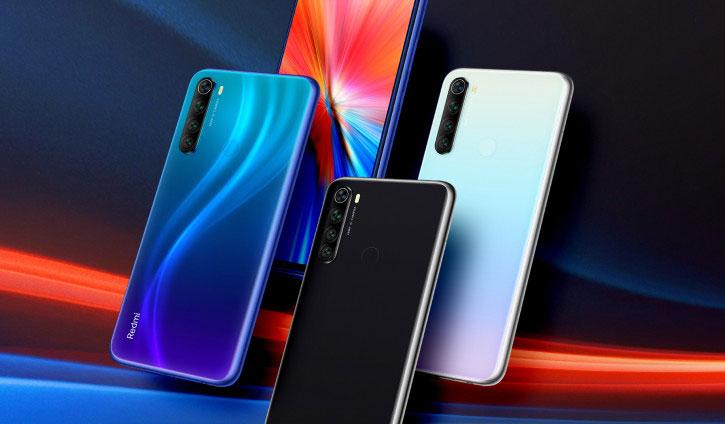Xiaomi начала продажи Redmi Note 8 (2021) в России